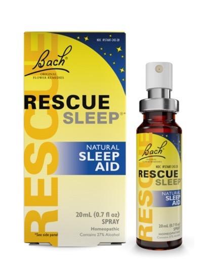 Rescue Remedy Sleep Aid